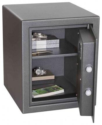 De Raat DRS Vega S2 50E Electronic £4000 Security Safe - door open