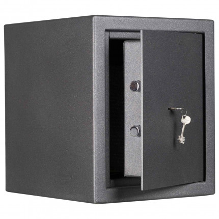 De Raat DRS Vega S2 50K Key Locking £4000 Security Safe - door ajar