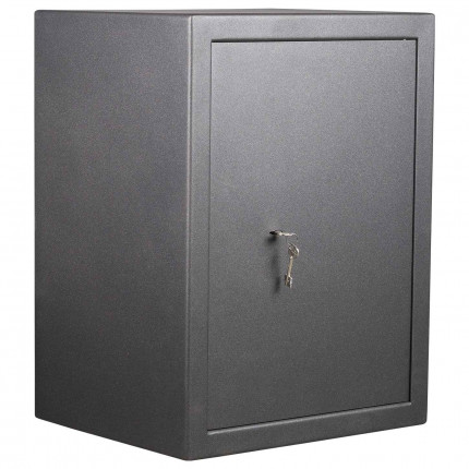De Raat DRS Vega S2 65K Key Locking £4000 Security Safe with door closed