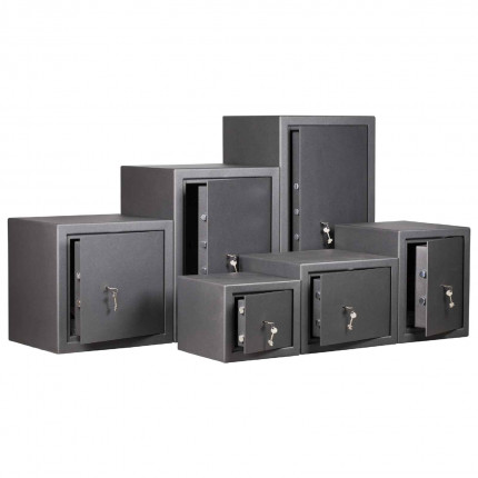 De Raat DRS Vega S2 Key Locking £4000 Security Safe Range