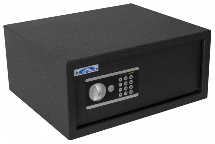 Protector Domestic DS2044E Digital Electronic Laptop Security Safe - closed
