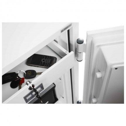 Phoenix DataCombi DS2502E Digital 90min Fire Paper Data Safe - internal drawer