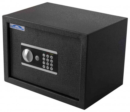 Protector Domestic DS2535E Digital Electronic Home Security Safe - door closed