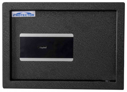 Protector Domestic DS2535K Key Locking Home Security Safe - front view