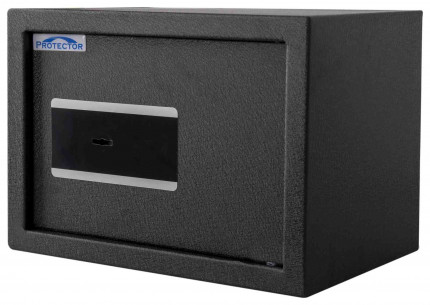 Protector Domestic DS2535K Key Locking Home Security Safe - closed