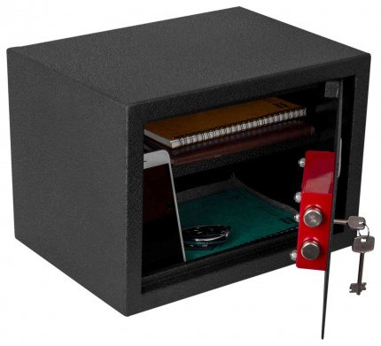 Protector Domestic DS2535K Key Locking Home Security Safe
