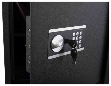 Protector Domestic DS4040E Digital Electronic Large Home Security Safe - key override