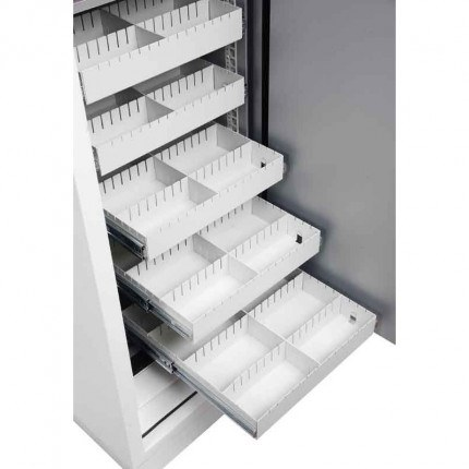 Phoenix Data Commander DS4622E - Empty Tape Storage drawers