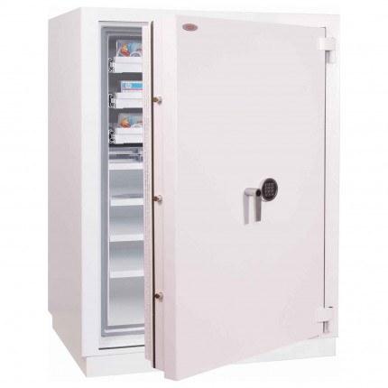 Phoenix Millennium DS4651E 2 Hour Fireproof EN1047 Data Safe - door Ajar