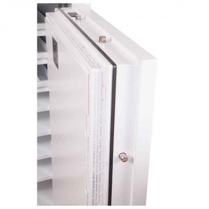Phoenix Millennium DS4651E 2 Hour Fireproof EN1047 Data Safe - Door bolts