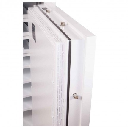 Phoenix Millennium DS4651K 2 Hour Fireproof EN1047 Data Safe - Door bolts