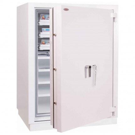 Phoenix Millennium DS4651K 2 Hour Fireproof EN1047 Data Safe - door ajar
