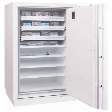 Phoenix Millennium DS4652K 2 Hour Fireproof EN1047 Data Safe - door open
