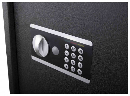 De Raat Protector Domestic DS6540E Electronic Digital Security Safe - Lock detail