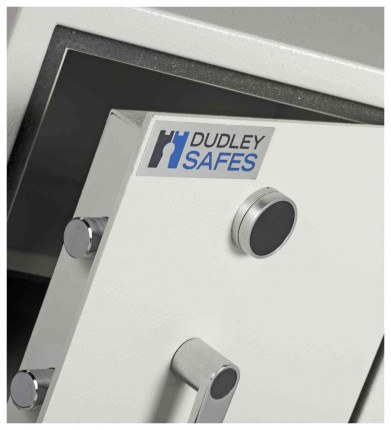 Dudley Compact Home Safe Fire £5000 Security - door bolts