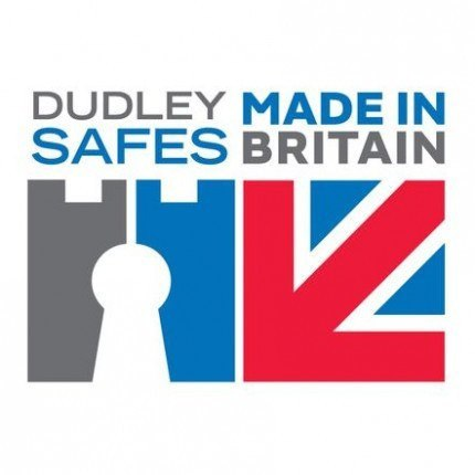 Dudley Safes Made In Britain logo
