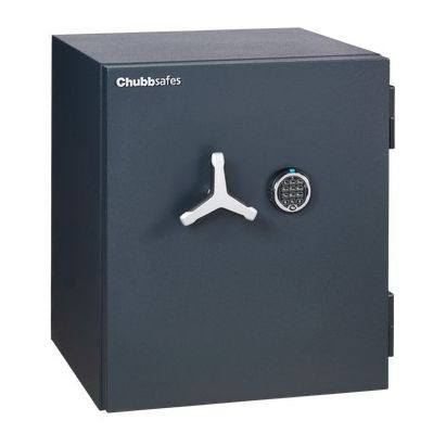 Chubbsafes Duoguard 110E - Closed Door