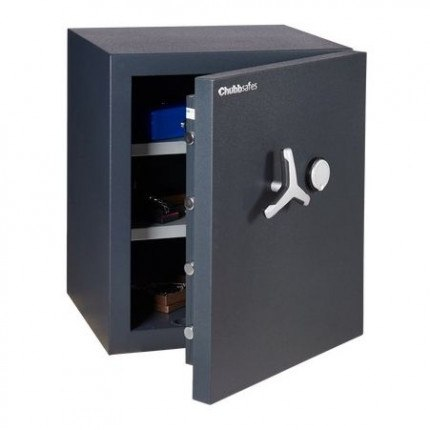 Chubbsafes ProGuard 110E Eurograde 2 Digital Security Safe - door ajar