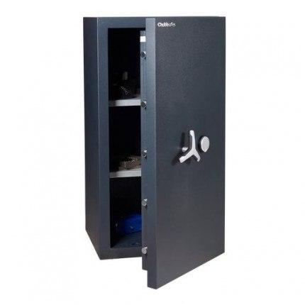 Chubbsafes ProGuard Eurograde 3 200K Key Lock Security Safe Open