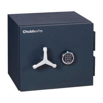Chubbsafes Duoguard 40E - Closed Door