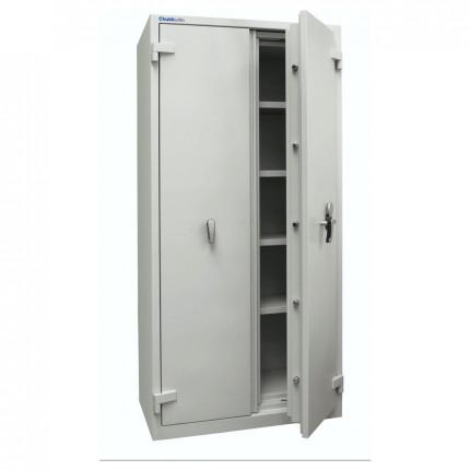 Chubbsafes Duplex 550 Fire Security Cupboard £4000 Insurance Rated door ajar