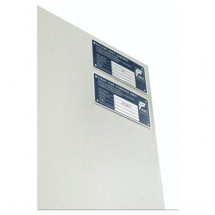 Chubbsafes Duplex 550 - Test certification