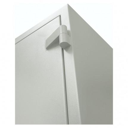 Chubbsafes Duplex 550 - hinge detail