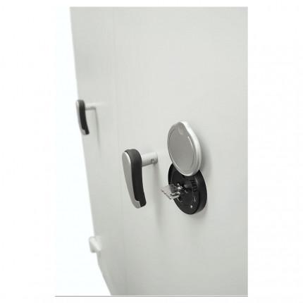 Chubbsafes Duplex 550 - key lock detail