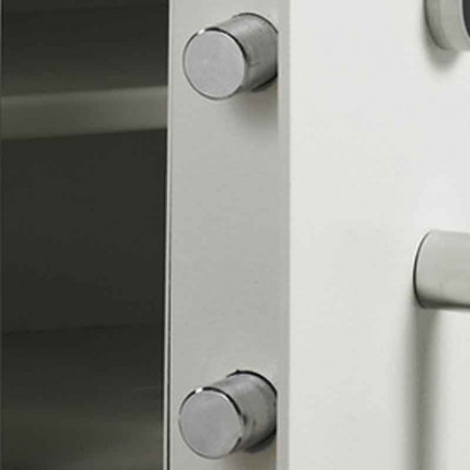 Dudley Compact 5000-0 Fire Security Safe - bolts