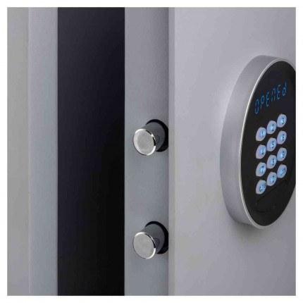 Securikey Electronic Key Storage & Key Deposit Safe 120 Keys - door bolts