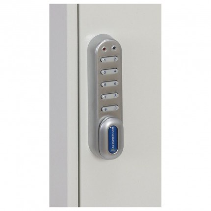 Electronic Lock on the Phoenix KC0301E 4 digit programmable code