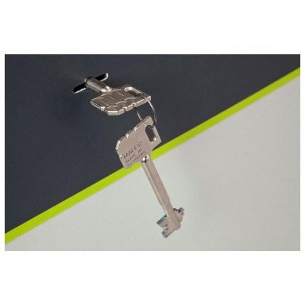 Burton Eurovault Aver 6K  Key Locking