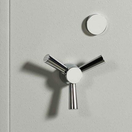 Dudley Europa 2.5 Eurograde 0 Door handle detail