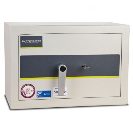 Burton Eurovault Eurograde 1 Aver Size 1 Key Lock Closed Door