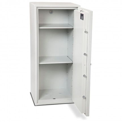 Burton Eurovault Aver S2 6E Police Approved Security Safe fully open