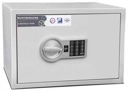 Burton Aver 2E S2 Insurance Approved Electronic Security Safe