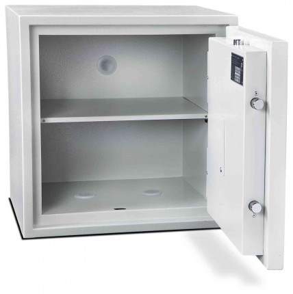 Burton Aver S2 3E Insurance Approved Electronic Security Safe - open