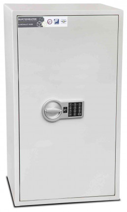 Burton Aver 5E Insurance Approved Electronic Security Safe - door closed