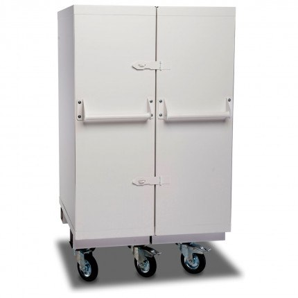 Armorgard FittingStor FC5 Heavy Duty Mobile Site Cabinet closed