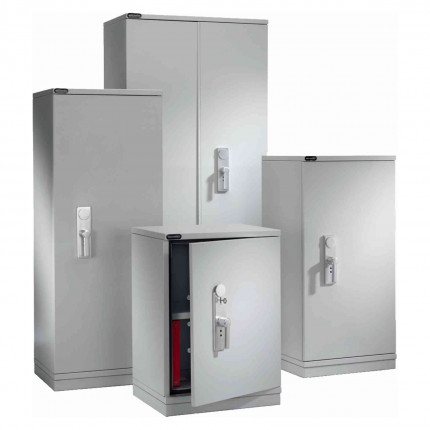 Securikey Firestor range of Fire Resistant Security Cabinets