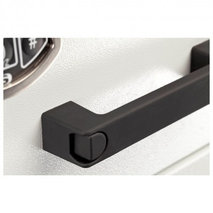 Burton 4 Dr Key Locking Fire Filing Cabinet FF400K MKII 60 mins handle