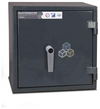Burton Firesec 10/60 1K Key Locking Security Fireproof Safe