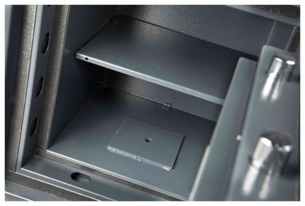 Burton Firesec 4/60 2E Electronic Security Fireproof Safe - interior