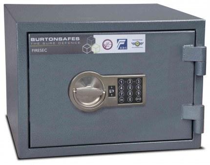 Burton Firesec 4/60 1E Electronic Security Fireproof Safe