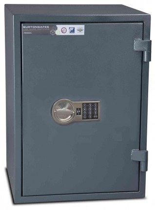 Burton Firesec 4/60 3E Electronic Security Fireproof Safe