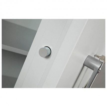 Burton Firesec 4/60/4K Key Lock Security Fireproof Cabinet - door bolts
