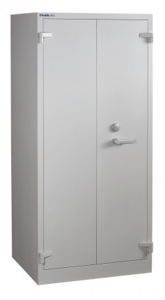 Chubbsafes ForceGuard 3K Key Locking Security Storage Cabinet Size 3 - Closed