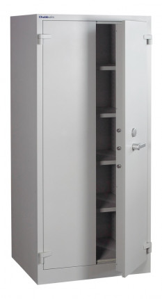 Chubbsafes ForceGuard 3K Key Locking Security Storage Cabinet Size 3