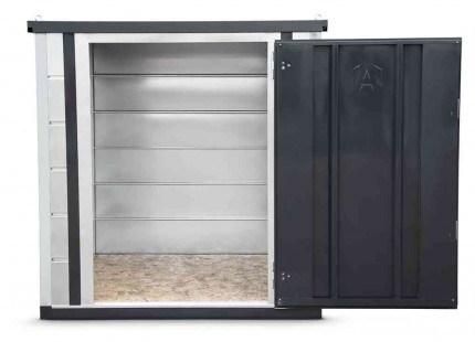 Armorgard Forma-Stor FR200-T Walk-in Security Site Store - door open