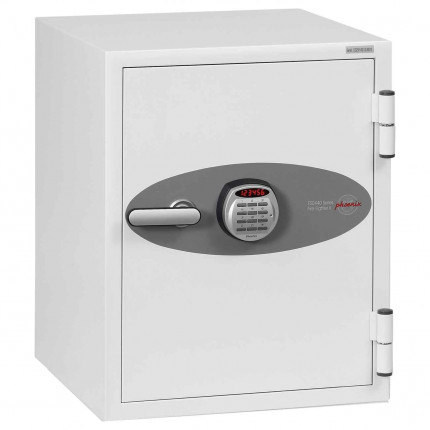 Phoenix Fire Fighter FS0441E 90 minutes Fire Security Safe - door closed